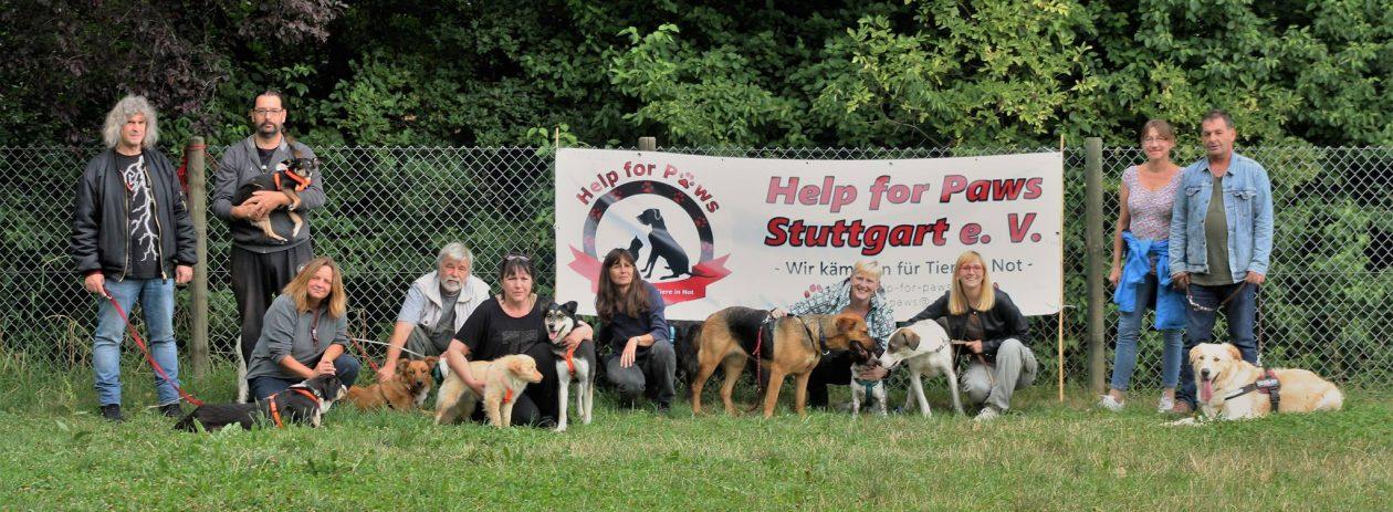 Help for Paws Stuttgart e. V.